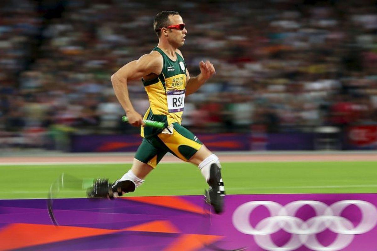 1. Oscar Pistorius Foto:Getty Images. Imagen Por: