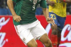 En 2012, una mujer acusó al futbolista mexicano de haberla golpeado con un extintor. Foto:Getty Images. Imagen Por: