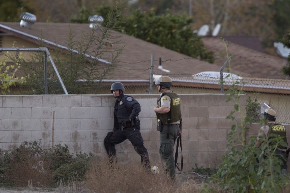 3. Aún no se han revelado los motivos para la matanza. Foto:Getty Images. Imagen Por: