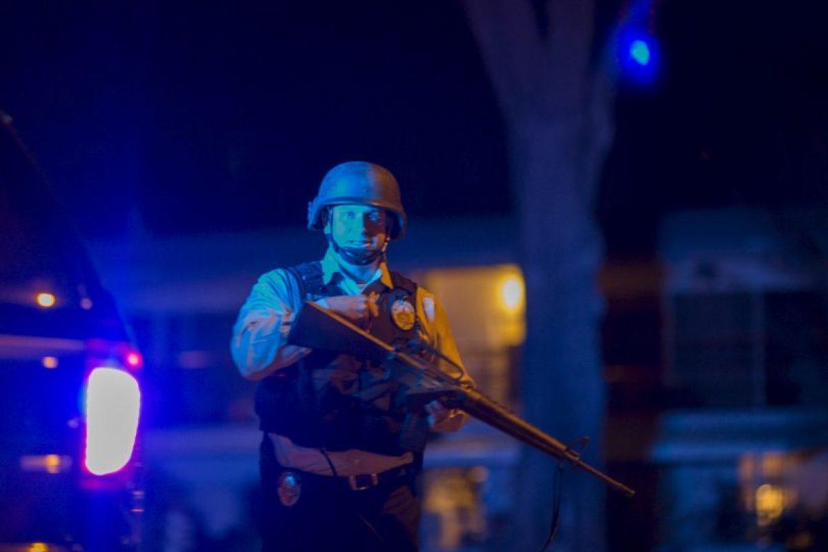 5. El número de heridos asciende a 17. Foto:Getty Images. Imagen Por:
