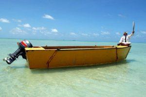 La isla está localizada en el Pacífico. Foto:Getty Images. Imagen Por: