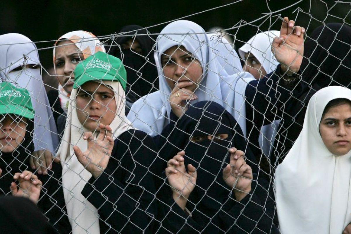 Miles de sirios han tenido que abandonar su territorio debido a la difícil situación que se vive en su país. Foto:Getty Images. Imagen Por: