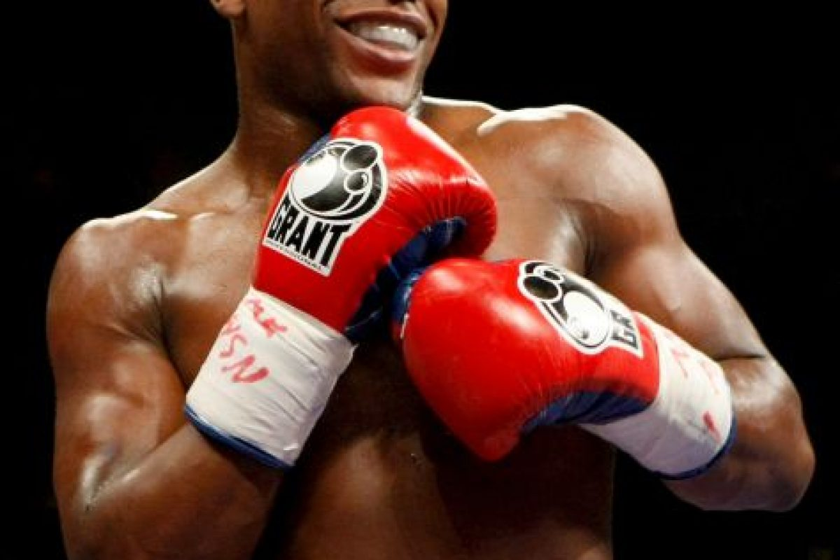 4. Floyd Mayweather Foto:Getty Images. Imagen Por: