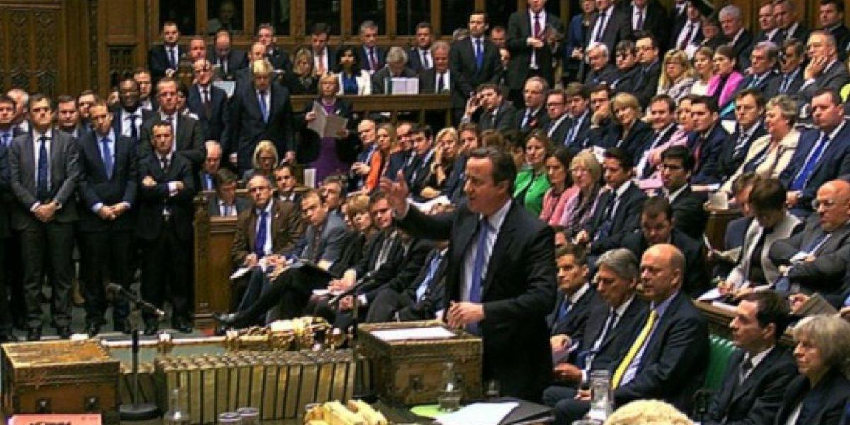 Primeros ataques aéreos de Reino Unido contra posiciones del Estado Islámico en Siria