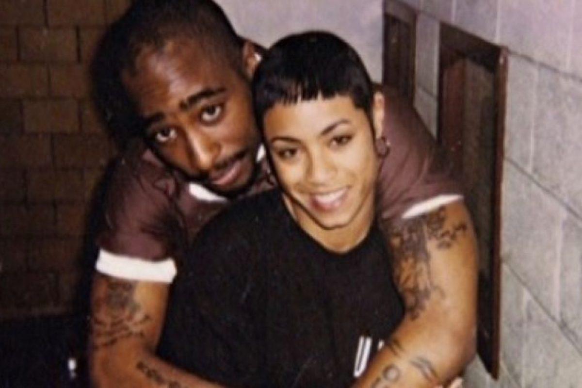 Era muy amiga del rapero Tupac Shakur. Foto:vía Twitter/Jada Pinkett Smith. Imagen Por: