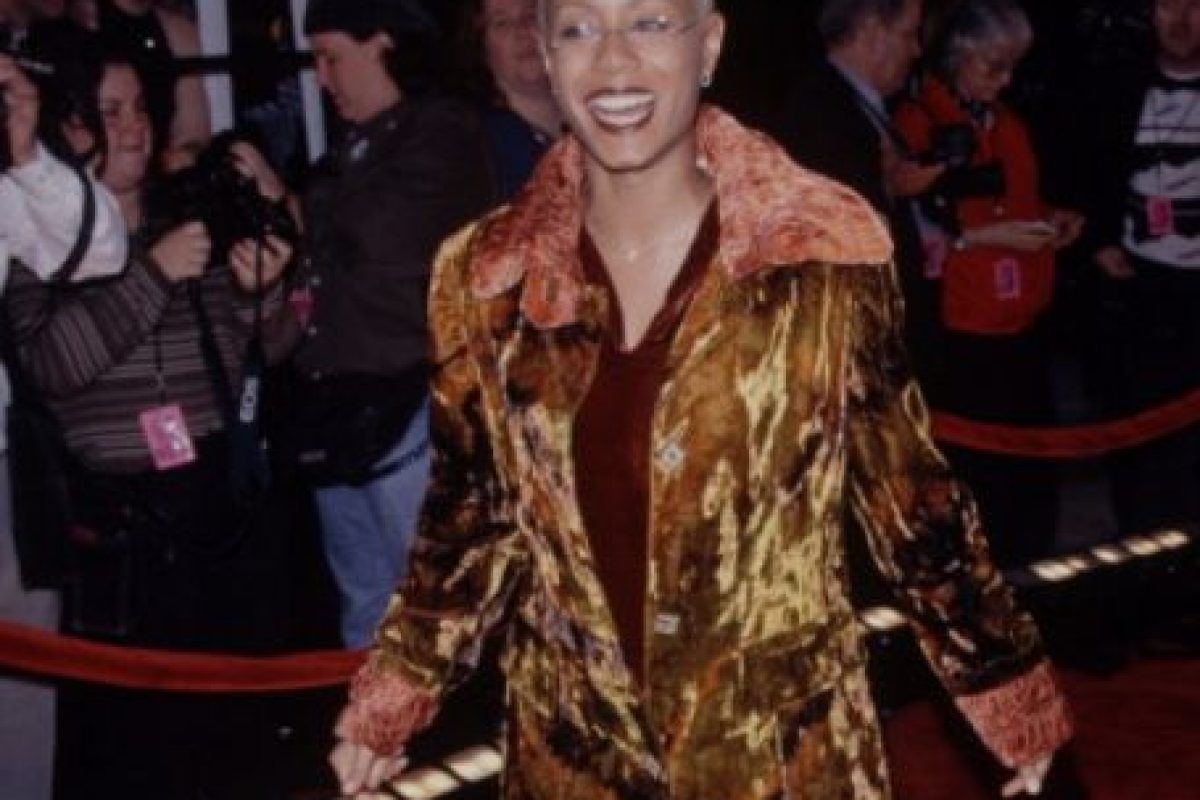 En 1998 ella tuvo a su hijo Jaden. Foto:vía Getty Images. Imagen Por: