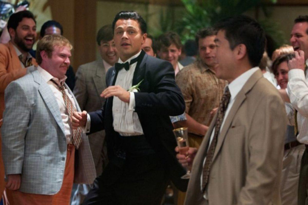 Y también el desenfreno de todos los corredores de bolsa que se enriquecieron con este. Foto:vía Paramount Pictures. Imagen Por: