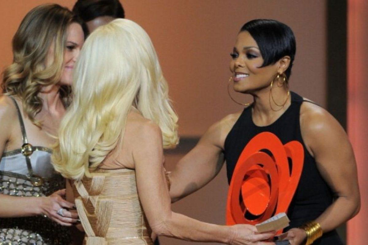 3. Janet Jackson Foto:Getty Images. Imagen Por: