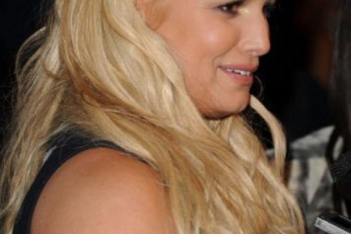 5. Jessica Simpson aumentó drásticamente de peso tras separarse de su pareja Nick Lachey. Foto:Getty Images. Imagen Por: