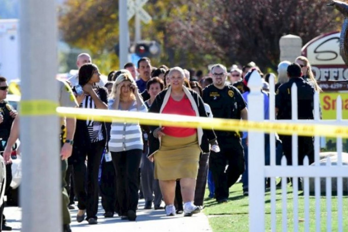 Hay tres sospechosos actualmente. Foto:vía AFP. Imagen Por: