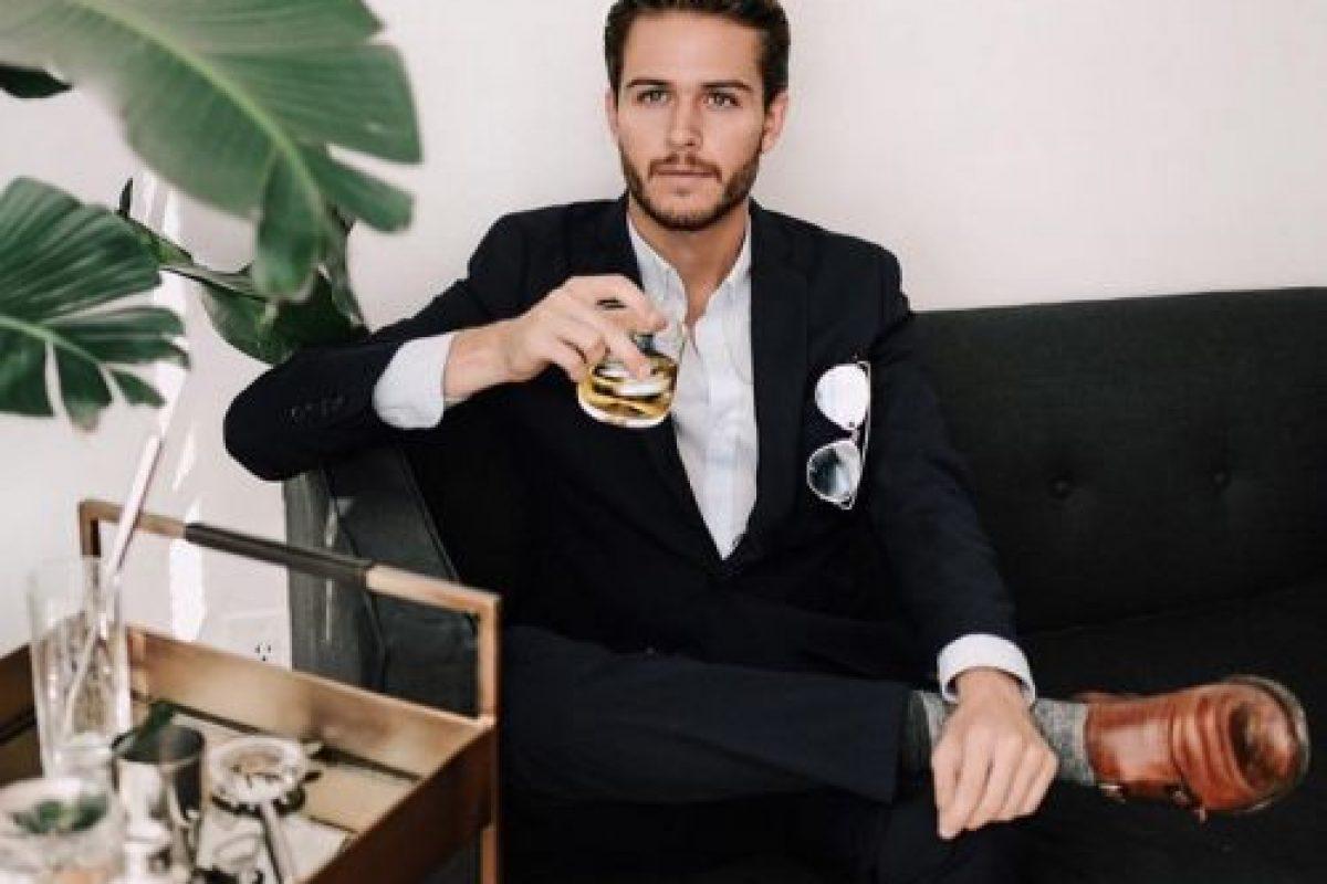 """Millones de chicas revelan en dicha red social que es """"el hombre más guapo del mundo"""". Foto:Vía Instagram/@iamgalla. Imagen Por:"""