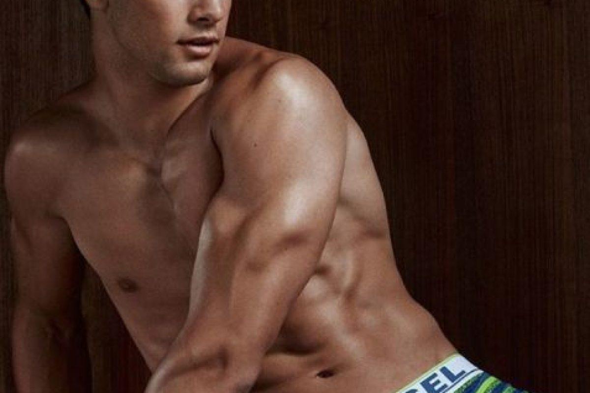 Miren ese cuerpo… OMG! Foto:Vía Instagram/@franky_cammarata. Imagen Por: