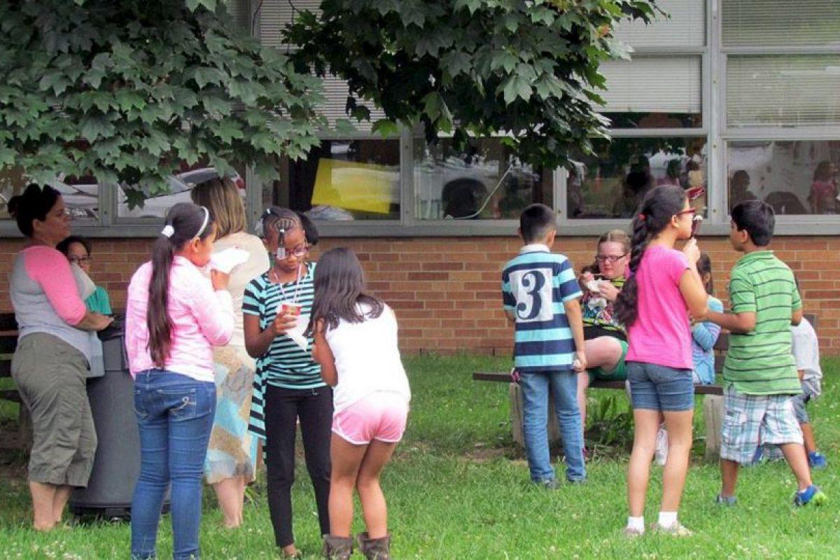 Aunque no se han presentado cargos en su contra, fueron suspendidos de la escuela. Foto:Vía facebook.com/pages/Number-14. Imagen Por: