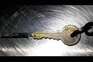 Cuchillo en una llave Foto:Vía Instagram.com/tsa. Imagen Por: