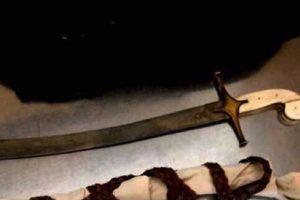 Espadas Foto:Vía Instagram.com/tsa. Imagen Por: