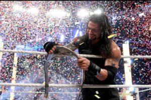 1. Roman Reigns Foto:WWE. Imagen Por: