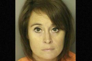 Ann Hope, profesora de Carolina del Sur, fue arrestada por tener relaciones con un exestudiante de secundaria Foto:J. Reuben Long Detention Center. Imagen Por: