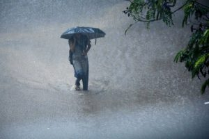 La India se enfrenta a lluvias monzónicas. Foto:AFP. Imagen Por: