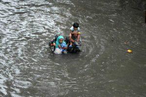 Pero se espera que continúen las lluvias. Foto:AFP. Imagen Por: