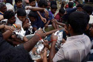 Más de 200 personas han muerto por las fuertes inundaciones. Foto:AFP. Imagen Por: