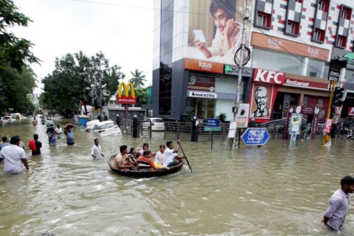 El primer ministro indio, Narendra Modi destinará 290 millones de dólares a fondos de ayuda. Foto:AFP. Imagen Por: