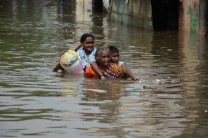 Más de 7 mil personas han sido rescatadas. Foto:AFP. Imagen Por: