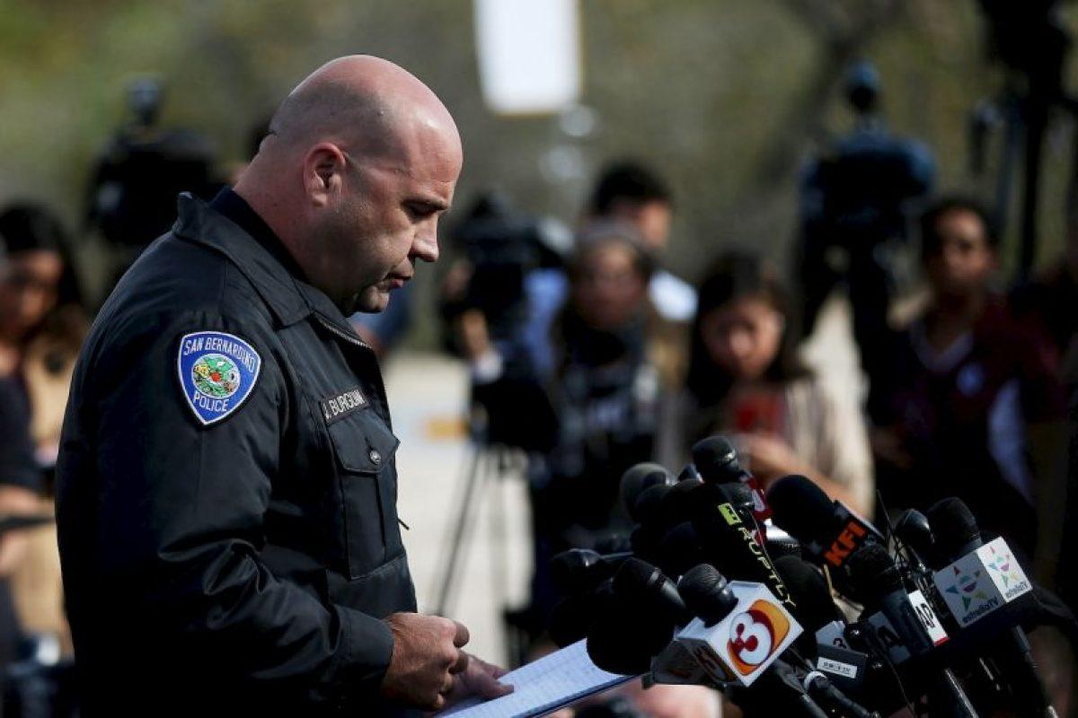Las autoridades han dado los detalles del caso mediante conferencias de prensa. Foto:AFP. Imagen Por: