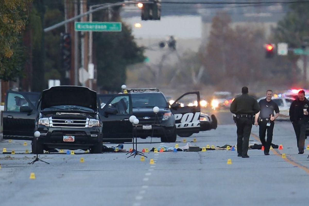 Sin embargo fueron abatidos por las autoridades. Foto:AFP. Imagen Por: