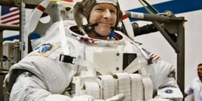 Un astronauta correrá la maratón de Londres en el espacio