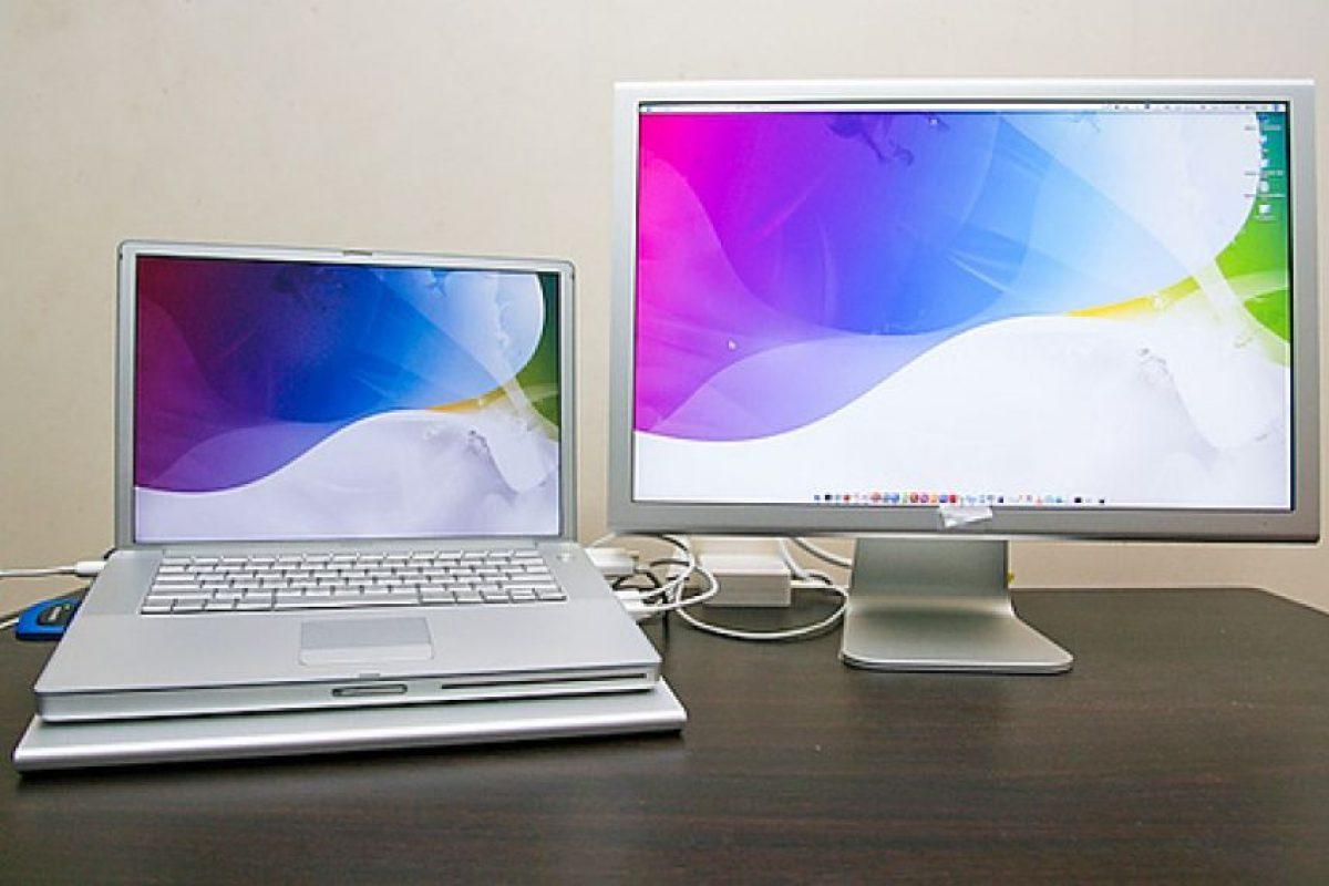 Apple Cinema Display (23 pulgadas con conexión DVI, principios del 2007) Foto:Tumblr. Imagen Por: