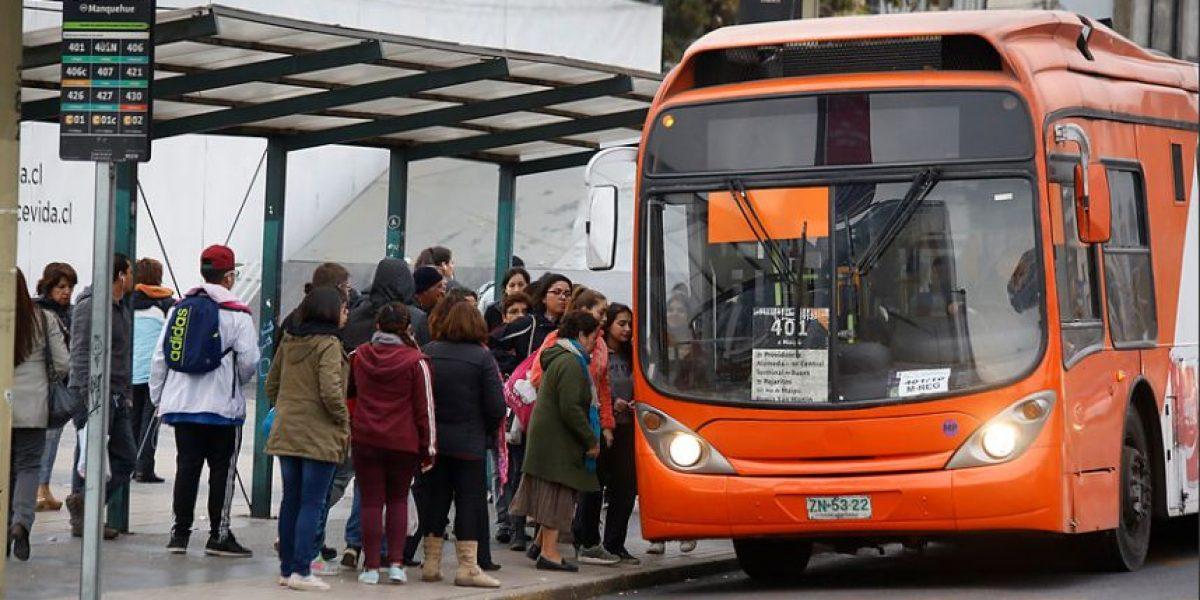 Tras la disolución de Actus buscarán crear la Agencia Chilena de Transporte Urbano Sustentable