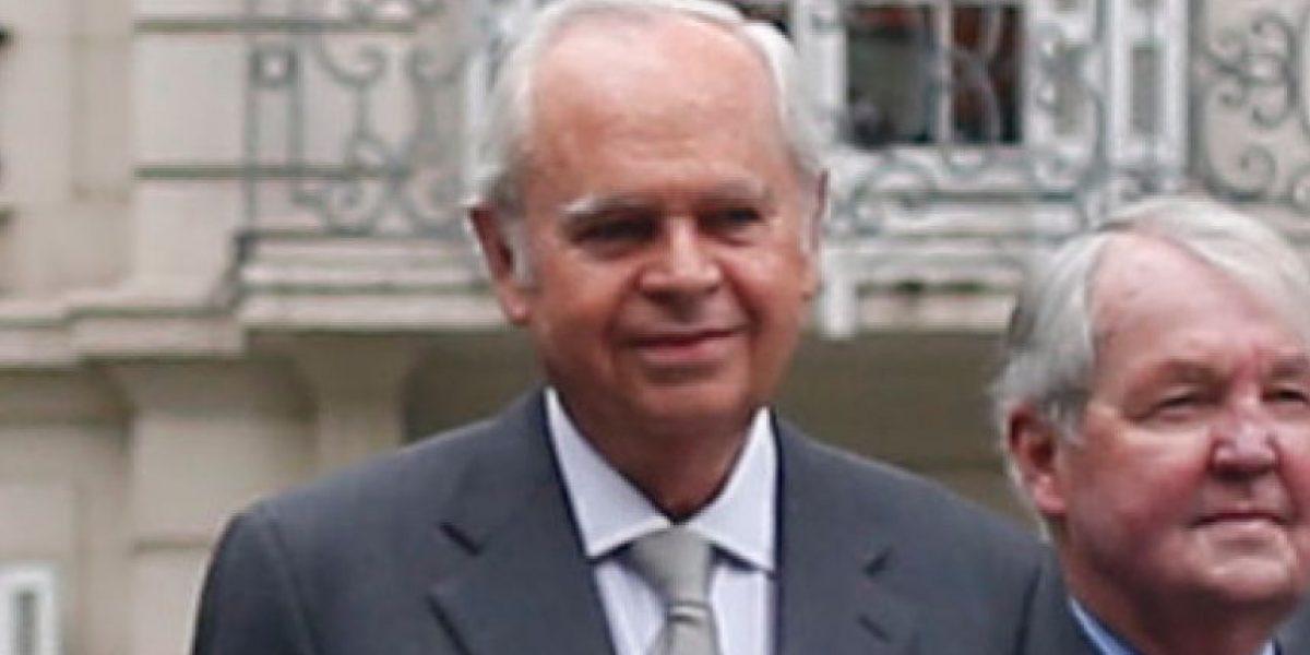 Eliodoro Matte oficializaría este viernes su salida del CEP