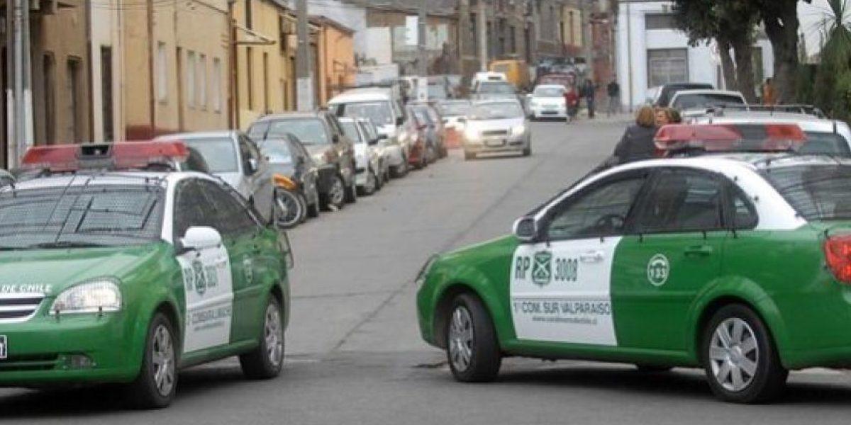 Valparaíso: delincuentes roban $10 millones en oficina de los concejales