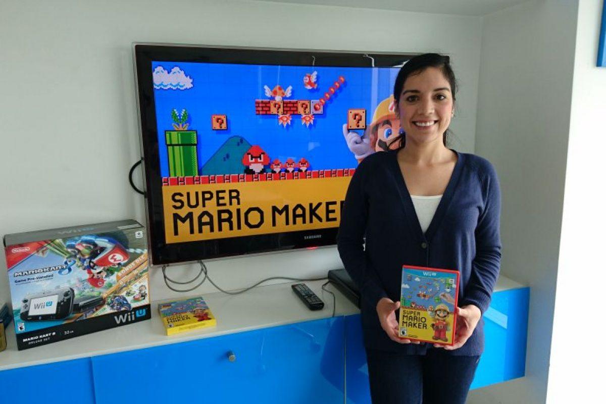 Dianne Segovia, Assistant Marketing Manager de Nintendo para América Latina. Foto:Publimetro / Víctor Jaque. Imagen Por: