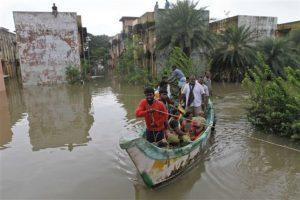 Chennai es una de las ciudades más grandes de la India. Foto:AP. Imagen Por: