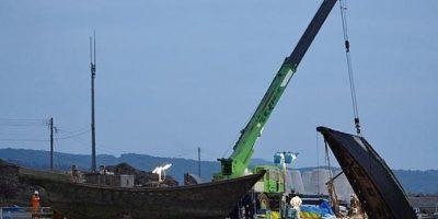 ¡Misteriosos barcos fantasma con cadáveres sorprenden a Japón!