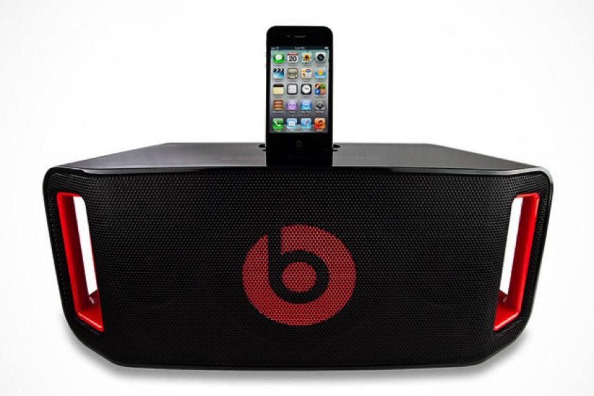 Beatbox Portable (1º generación) Foto:Apple. Imagen Por: