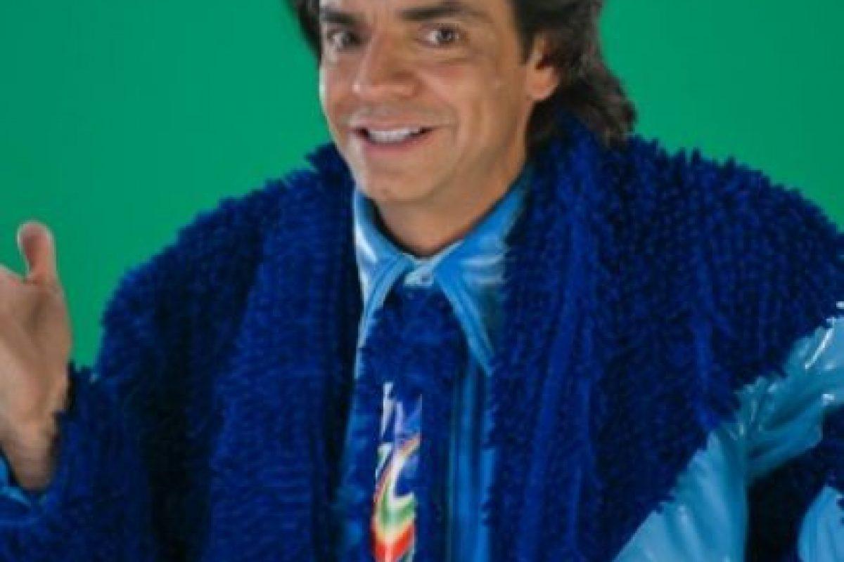 """El comediante Eugenio Derbez interpretó a """"Ludovico P. Luche"""", el padre de este divertida familia. Foto:vía instagram.com/ederbez. Imagen Por:"""