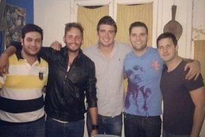 Después de 16 años, así lucen los galanes del grupo venezolano Foto:Instagram/grupouff. Imagen Por: