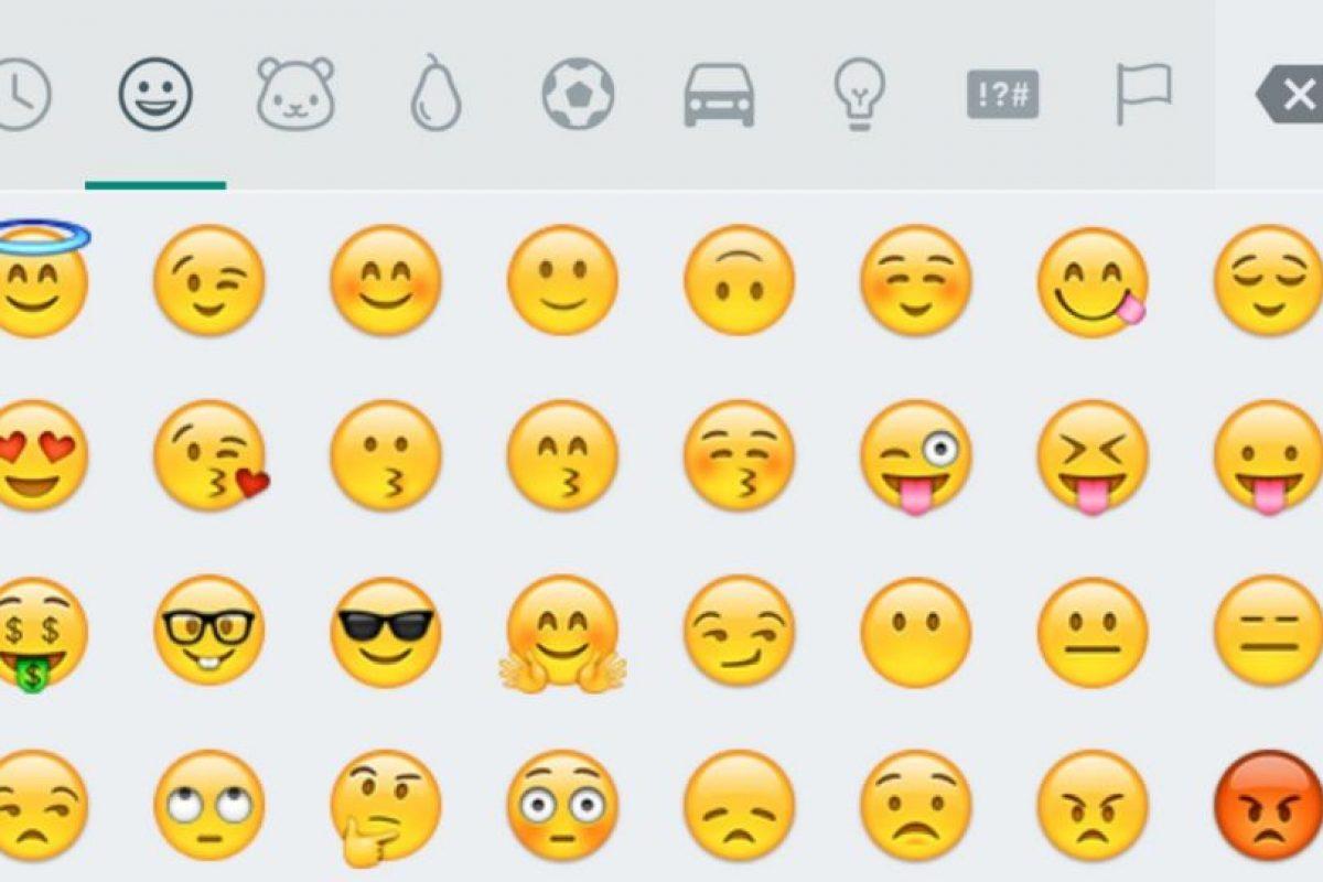 Nuevos emojis estarán disponibles en WhatsApp para Android. Foto:WhatsApp. Imagen Por: