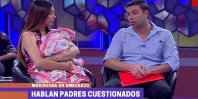 Padres de Luciana y los 13 días en que su bebé fue retenida en hospital