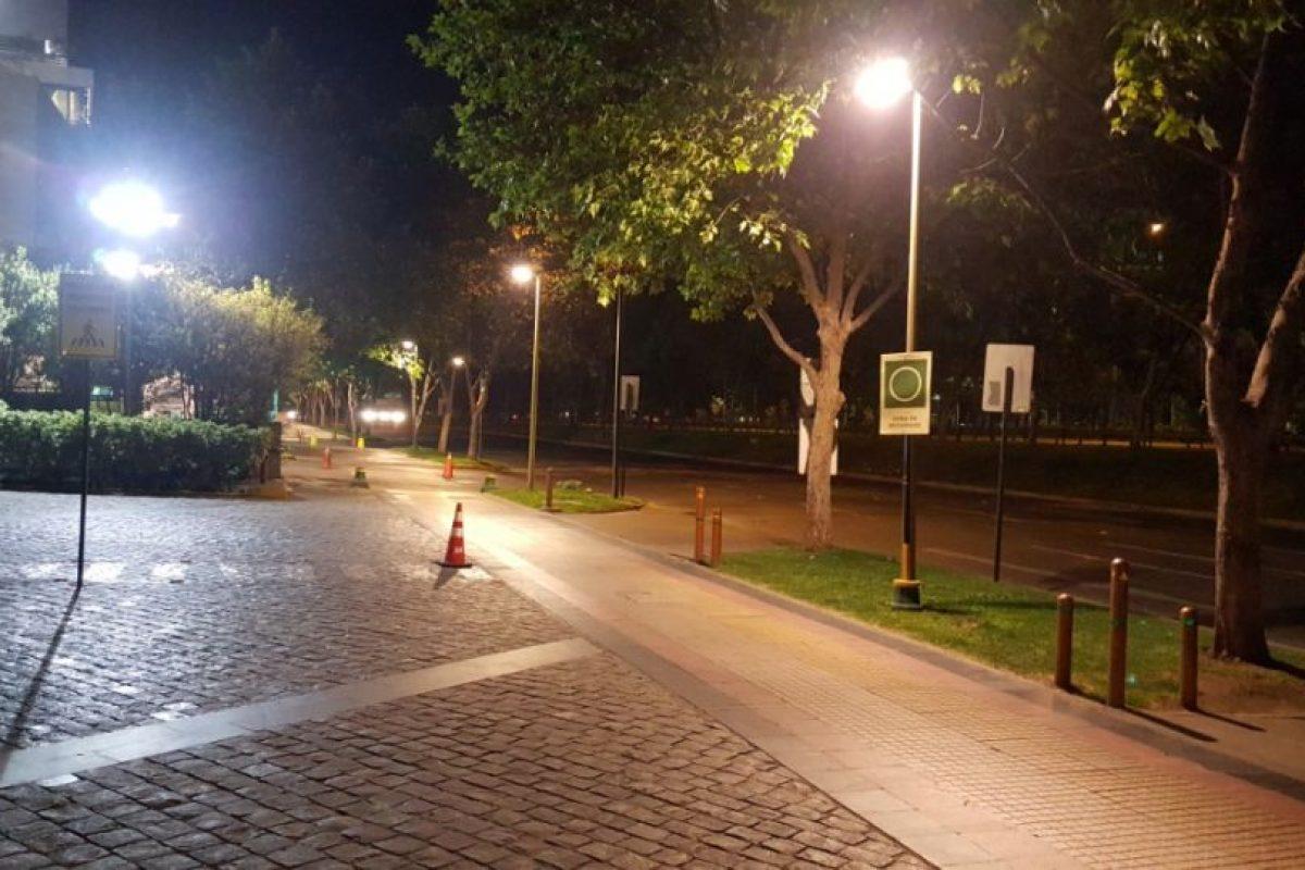 Fotografía de noche. Foto:Publimetro / Víctor Jaque. Imagen Por: