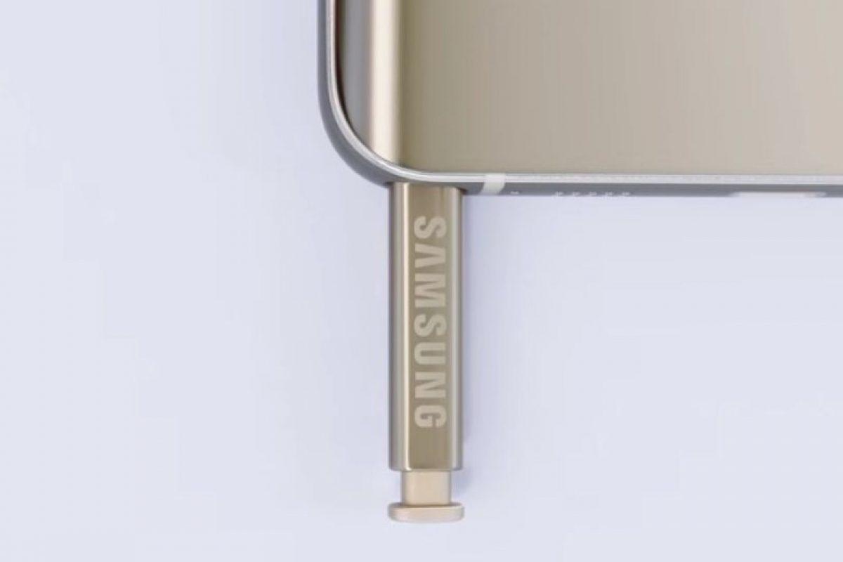 El Smart Pen se encuentra en la parte inferior del dispositivo. Foto:Reproducción. Imagen Por: