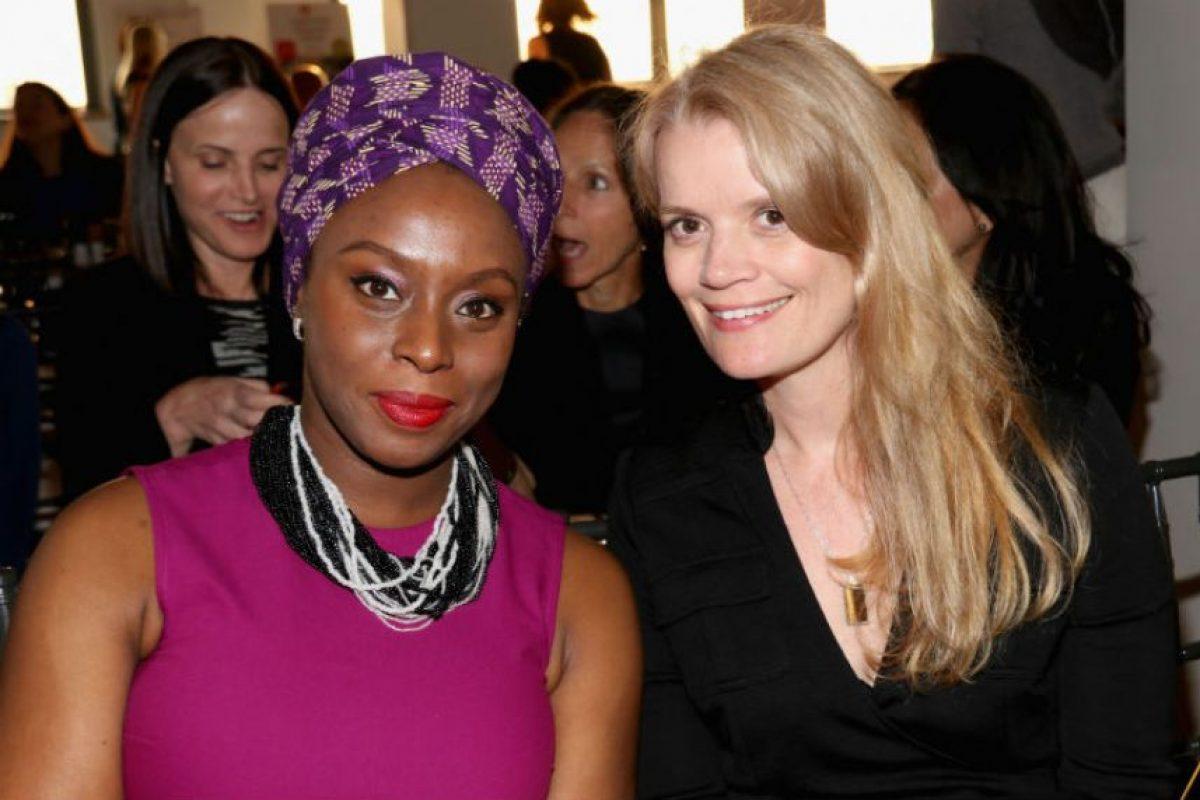 Ella ha señalado que el feminismo es asunto de justicia. Foto:Getty Images. Imagen Por: