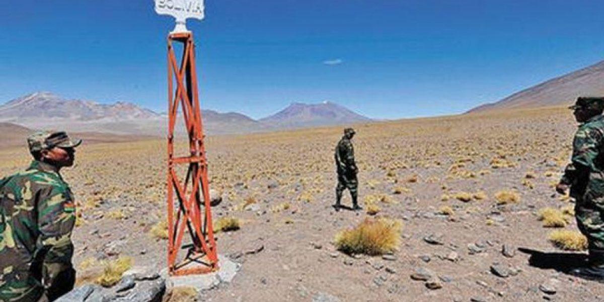 Piden al Gobierno investigar denuncia boliviana de intervención chilena en Hito 55