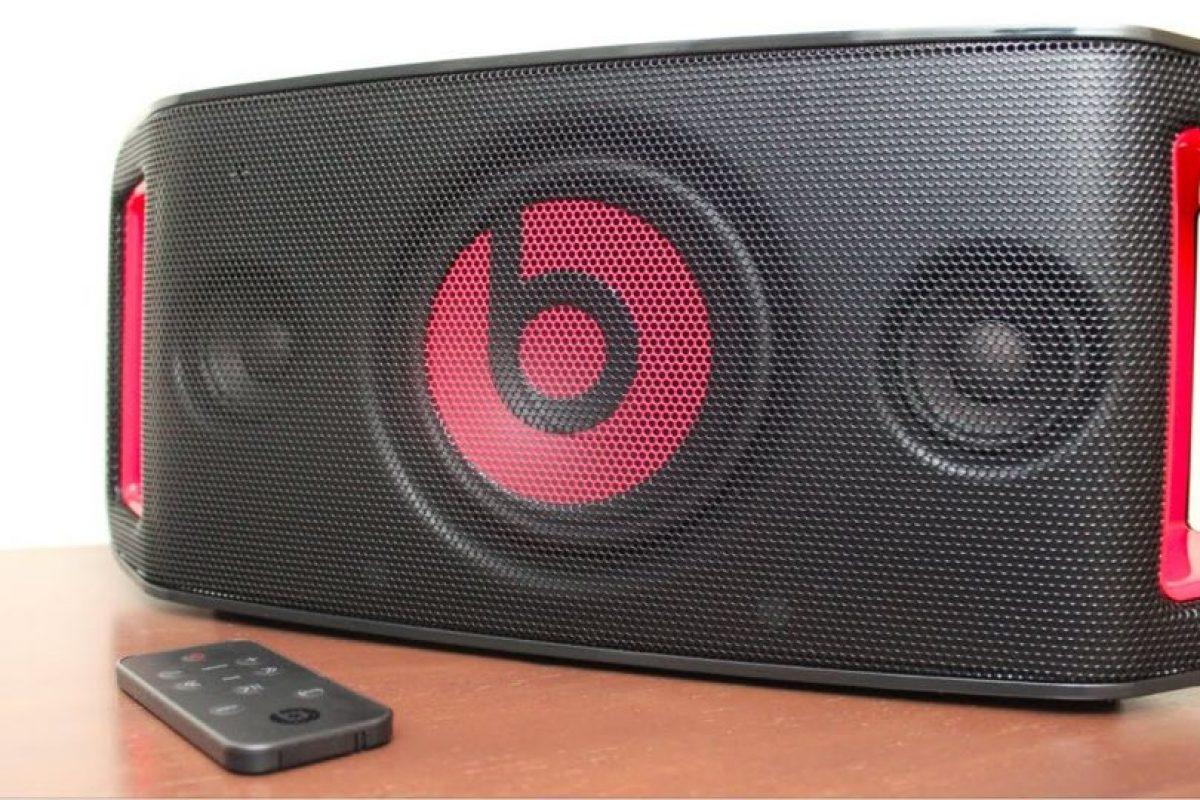 Beatbox Foto:Apple. Imagen Por: