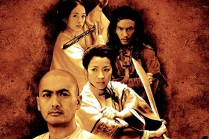 """""""El Tigre y el dragón"""" está basada en Tigre agazapado, dragón escondido, la cuarta novela de la llamada Pentalogía de Hierro, escrita por Wang Dulu. Ganó cuatro premios, entre ellos el Óscar a la mejor película extranjera en el año 2000. Foto:Columbia Pictures. Imagen Por:"""