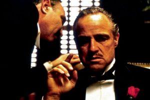"""El clásico filme """"El padrino"""" está basada en la novela del mismo nombre, de Mario Puzo. En 1973 ganó tres premios Óscar: mejor actor, mejor película y mejor guión adaptado. Foto:Paramount Pictures. Imagen Por:"""