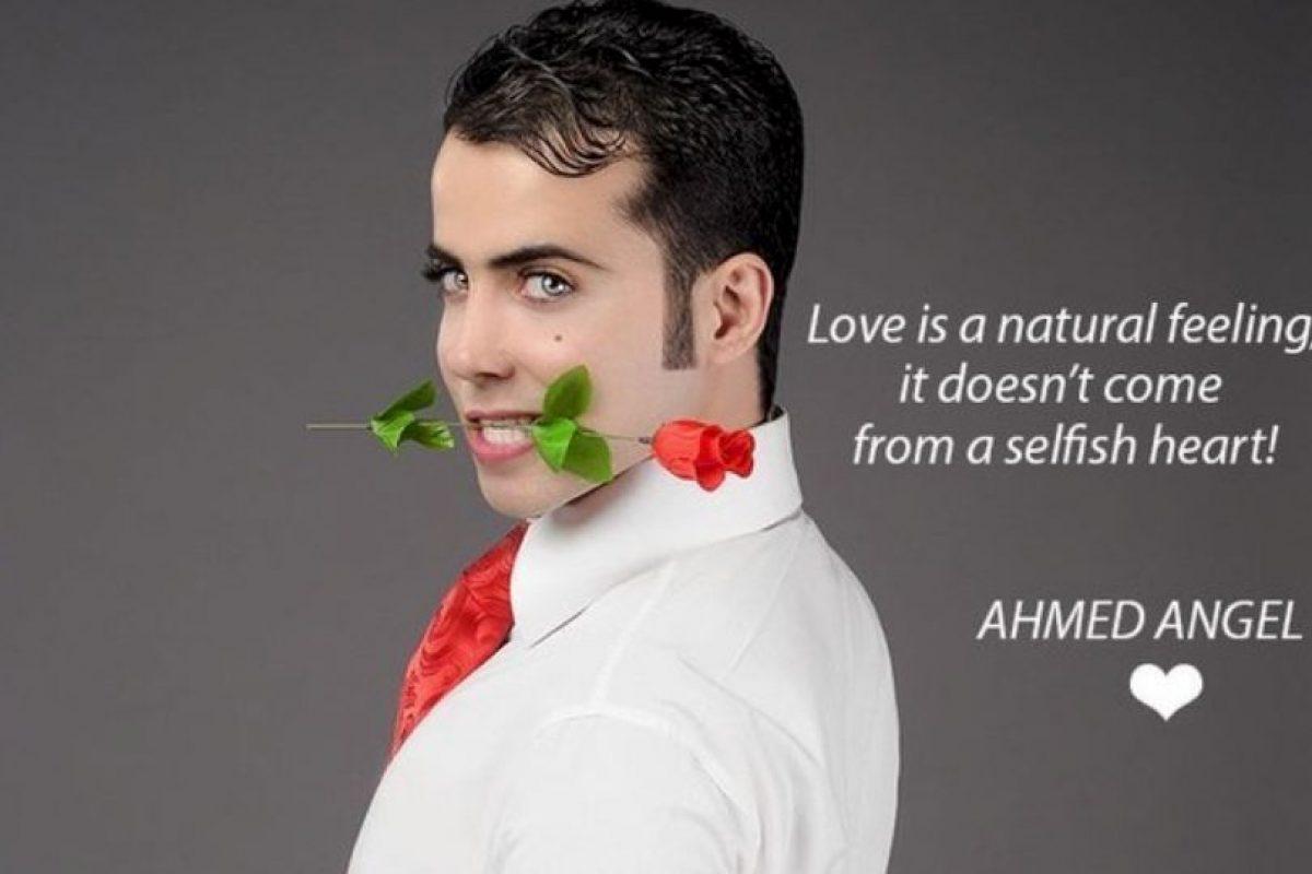 (Pero en sus sueños). Foto:vía Facebook/Ahmed Angel. Imagen Por: