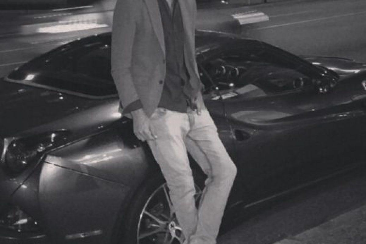 También Ferraris, Lamborghinis y todo tipo de autos de lujo. Foto:Vía Instagram/@omarborkan. Imagen Por:
